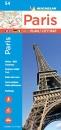 Paris - Michelin City Plan 54: City Plans (Michelin City Plans, 54)