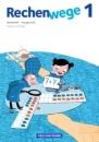 Rechenwege Süd 1. Schuljahr. Arbeitsheft - Mandy Fuchs, Wolfgang Grohmann, Friedhelm Käpnick, Elke Mirwald