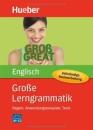 Große Lerngrammatik Englisch: Regeln, Anwendungsbeispiele, Tests - Hans G. Hoffmann,Marion Hoffmann