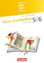 Alles klar! Deutsch. Sekundarstufe I  5./6. Schuljahr. Texte erschließen: Lern- und Übungsheft mit beigelegtem Lösungsheft - Ulrike Staffel-Schierhoff, Tanja Rencker-Stäpeler