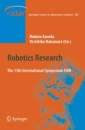 Robotics Research: The 13 International Symposium ISRR (Springer Tracts in Advanced Robotics)