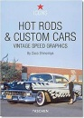 Hot Rods and Custom Cars: Vintage Speed Graphics (Icons Series)