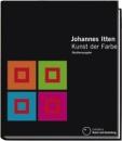 Kunst der Farbe. Studienausgabe: Subjektives Erleben und objektives Erkennen als Wege zur Kunst - Johannes Itten