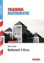 Training Grundwissen Hauptschule Mathematik. 9. Klasse: Aufgaben mit Lösungen - Walter Schmid