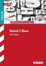 Klassenarbeiten und Tests für G8 Deutsch 7. Klasse - Dirk Wegner