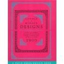 Corner and Border Designs: 1900 (Pepin Press Design Books)
