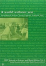 A World Without War (Isyp Journal on Science and World Affairs) - Petersen