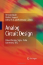 Analog Circuit Design: Robust Design, Sigma Delta Converters, RFID