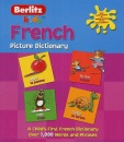 French Berlitz Kids Picture Dictionary (Berlitz Kids Picture Dictionaries)